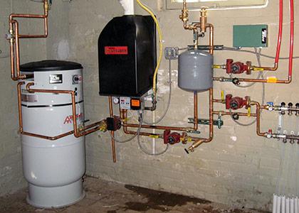 Hot Water Tank Installation And Repair